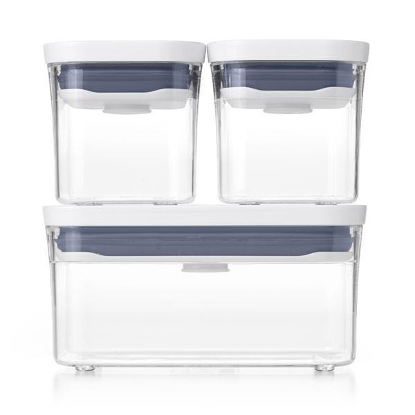 保存容器 スターター 3ピースセット ポップコンテナ2 POP2 オクソー OXO 11241300|toolandmeal|03