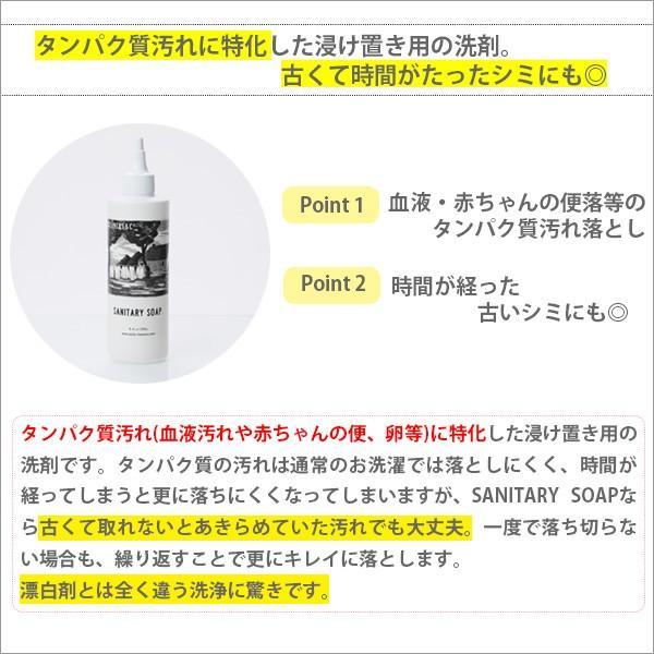 DAILY CLEANERS & CO- デイリークリーナーズ SANITARY SOAP_  サニタリーソープ 血液・タンパク質汚れ専用洗剤 DC-016 toolandmeal 02