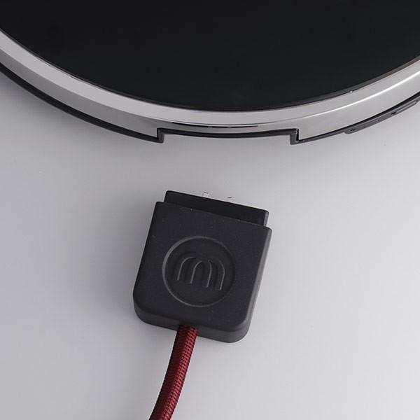 IHクッキングヒーター ホットトリベット ブラック マインツ MAINTS MA-004|toolandmeal|05