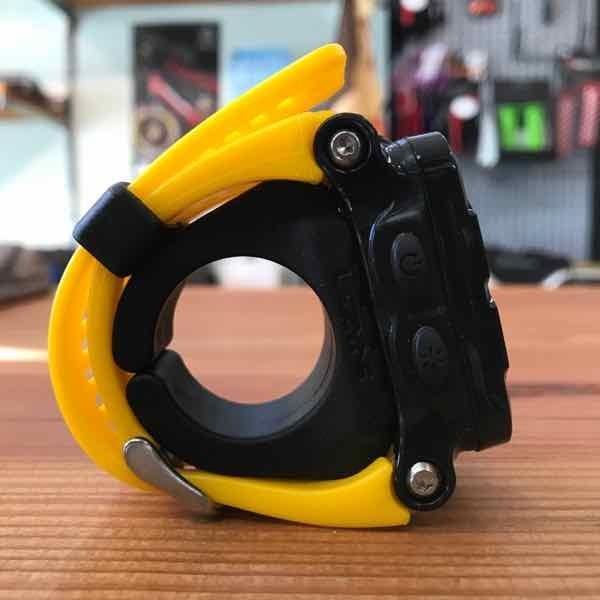 LEZYNE レザイン MICRO GPS WATCH Yellow【サイクルコンピュータ】【腕時計】【自転車】【日本国内正規販売モデル】【スマートフォン連動】【ナビゲーション】|toolate|02