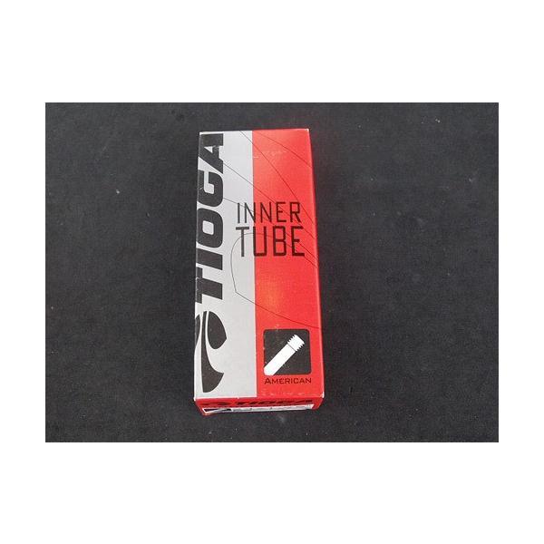 TIOGA タイオガ インナーチューブ 20 x 1.75〜2.125 アメリカンバルブ【BMX】|toolate