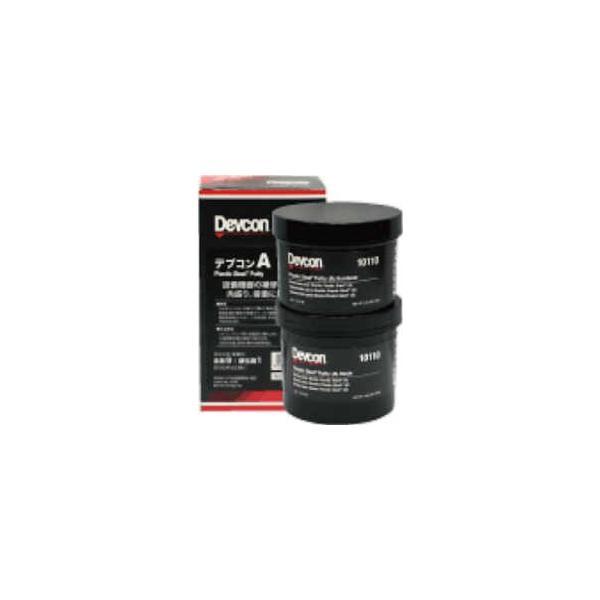デブコンDV10110(16110)デブコンA-500 0.45kg(1ポンド) デブコン 一般金属用補修剤(鉄粉配合、パテ状)  ITW