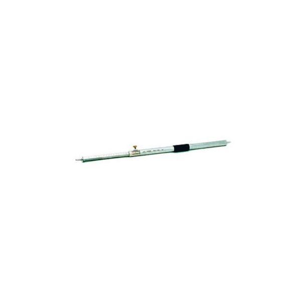 No8  インサイドバーニャキャリパー 大型内径測定器、測定範囲800mm〜1,400mm 重量1,250g ステンレス製、先端測定子超硬  フジツール