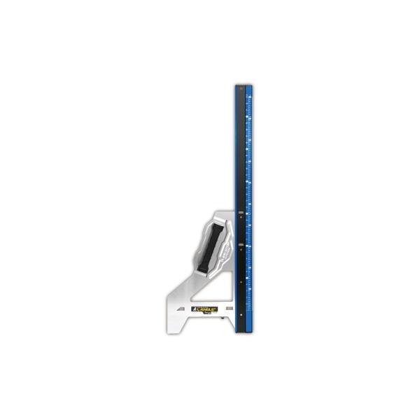 シンワ測定丸ノコガイド定規エルアングルPlus1m併用目盛73152