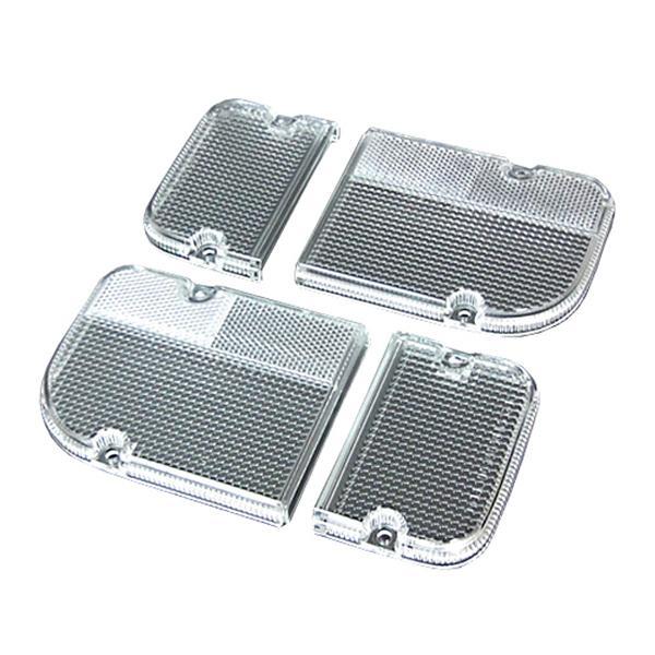 スバル サンバートラック オールクリア仕様 テールレンズ左右セット 付属品なしモデル|toolshop-dream