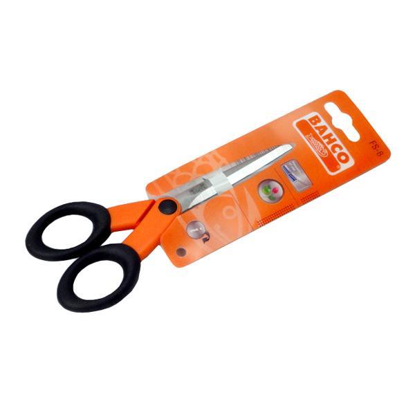 バーコ クラフトハサミ FS-8 全長166mm ザクザク良く切れる|toolshop-dream