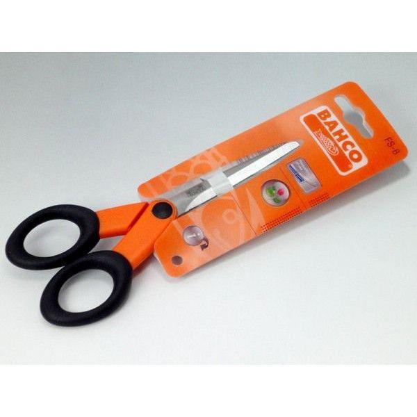 バーコ クラフトハサミ FS-8 全長166mm ザクザク良く切れる|toolshop-dream|04