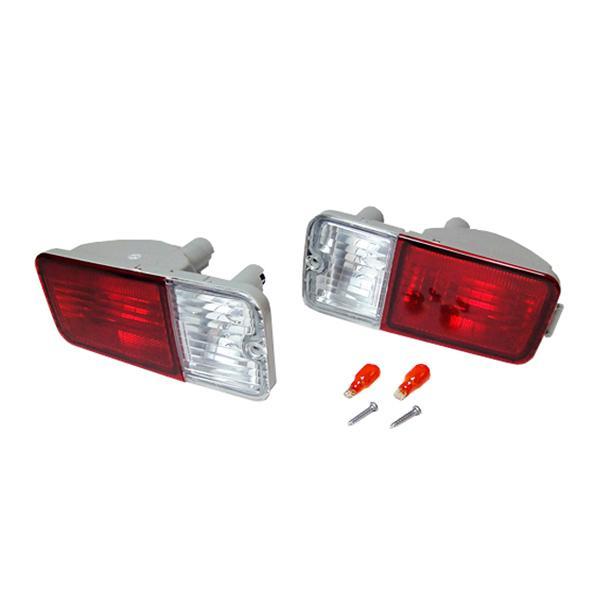 ダイハツ ハイゼットトラック 210系 ウィンカー部 クリア仕様 テールランプユニット左右セット|toolshop-dream