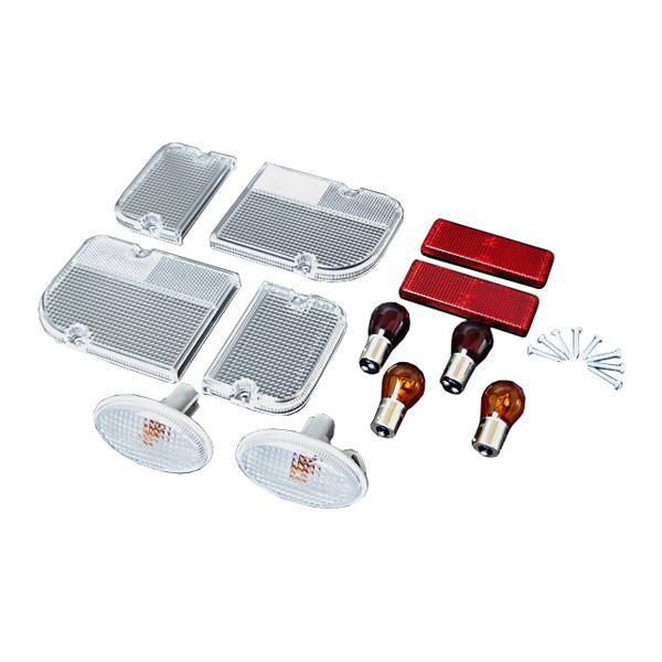 スバル サンバートラック クリア仕様 テールレンズ サイドマーカー|toolshop-dream