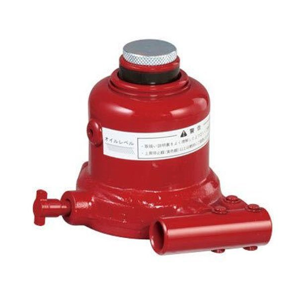 マサダ製作所 ミニタイプ油圧ジャッキ 5ton MMJ-5T-2 ミニオイルジャッキ