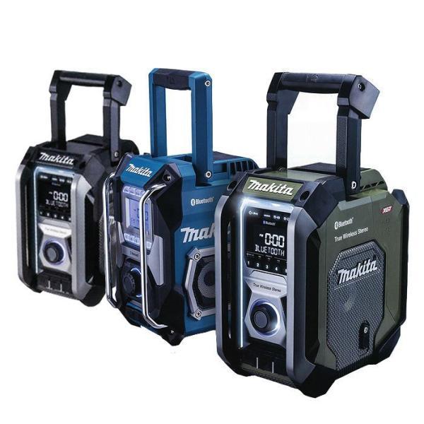 マキタ充電式ラジオMR005GZ本体のみ(バッテリ・充電器別売)