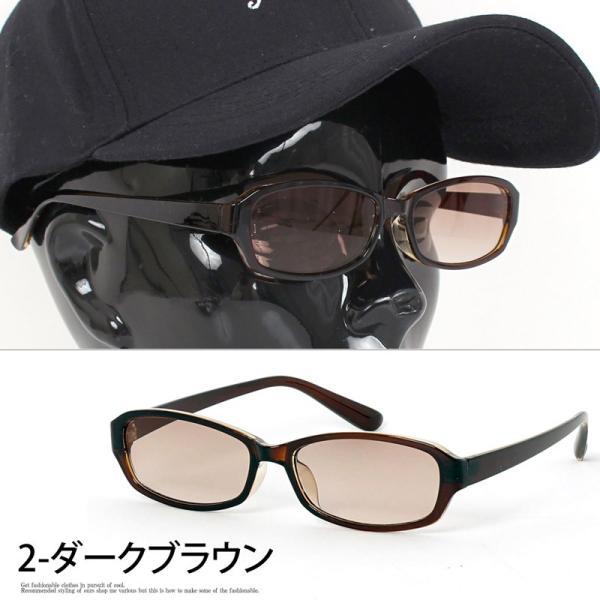 スクエア型サングラス サングラス メンズ 伊達メガネ 眼鏡 メガネ 伊達めがね 黒ぶち眼鏡|topism|07