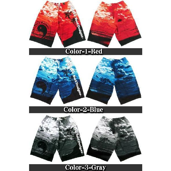 水着 メンズ サーフパンツ 海パン 海水パンツ  T&C タウン&カントリー スイムウェア メンズファッション 通販 topism 02