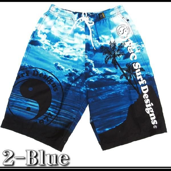 水着 メンズ サーフパンツ 海パン 海水パンツ  T&C タウン&カントリー スイムウェア メンズファッション 通販 topism 05
