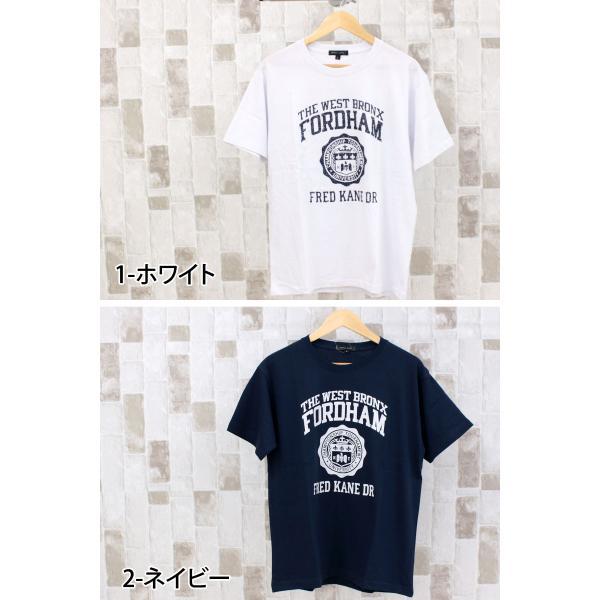 Tシャツ メンズ 半袖 アメカジ カレッジ ロゴT 文字 プリントTシャツ クルーネック カットソー 綿 春夏 トップス メンズファッション|topism|05