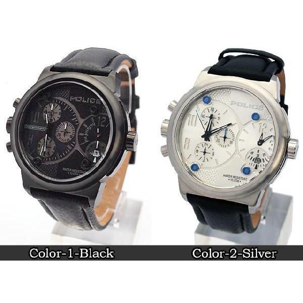 ポリス POLICE  腕時計 メンズ 新作 2012|topism|03