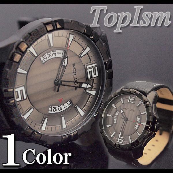 ポリス POLICE  腕時計 メンズ 新作 2012|topism