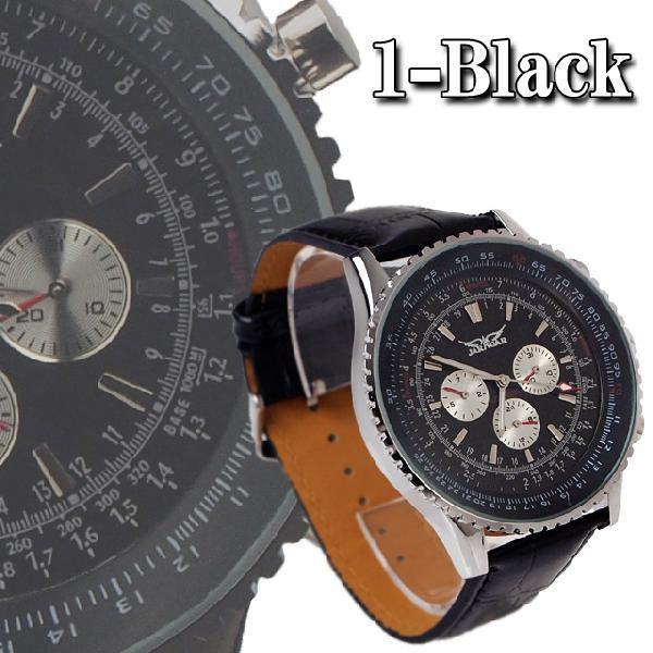 腕時計 メンズ クロノグラフ オートマチック 自動巻き腕時計|topism|05