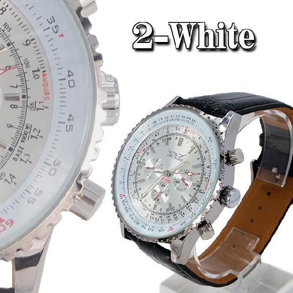 腕時計 メンズ クロノグラフ オートマチック 自動巻き腕時計|topism|06