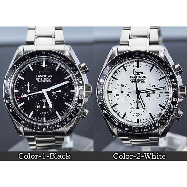 腕時計 メンズ クロノグラフ テクノス 新作 2012 メンズウォッチ ウォッチ メンズファッション 通販 topism 03