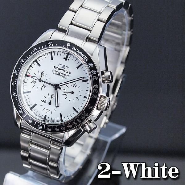 腕時計 メンズ クロノグラフ テクノス 新作 2012 メンズウォッチ ウォッチ メンズファッション 通販 topism 05
