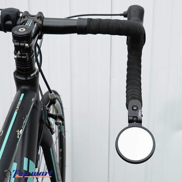 Hafny ハフニー 自転車 リヤビューミラー ミラーラウンドタイプ シルバーミラー|topmart-s|05