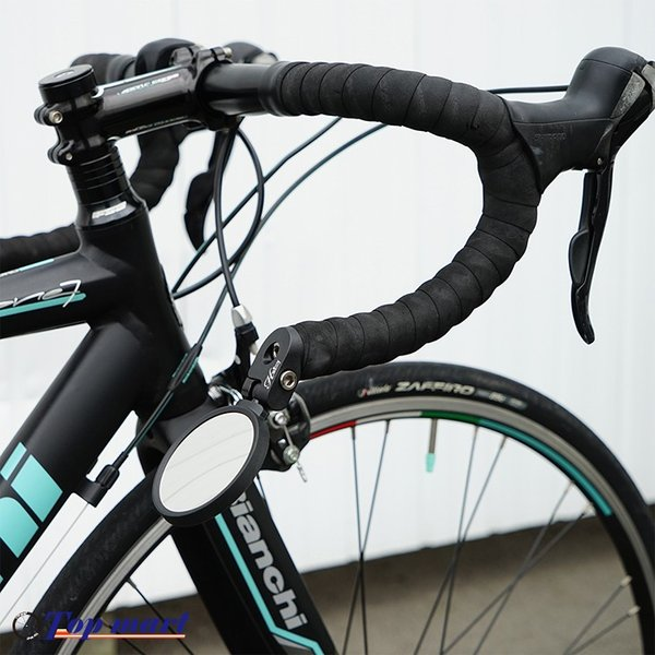 Hafny ハフニー 自転車 リヤビューミラー ミラーラウンドタイプ シルバーミラー|topmart-s|07