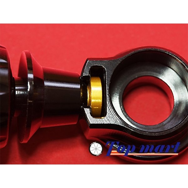 クイックリリース取付ライト gearoopテールライト BLK/RED 電池式 小型軽量簡単取付け 電池付属 topmart-s 03