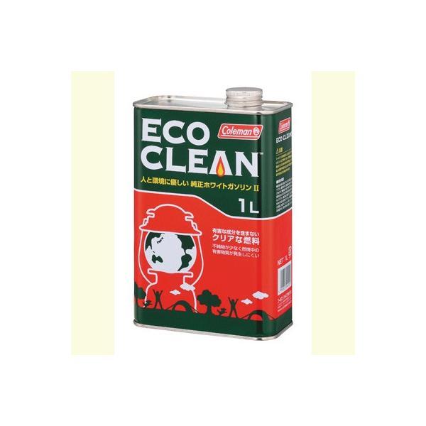 コールマン ホワイトガソリン エコクリーン1L 170-6759