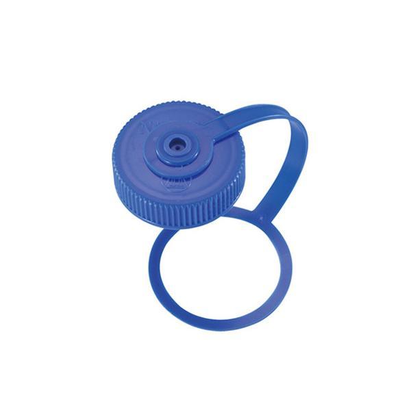 ナルゲン 広口 0.5L用ループキャップ ブルー 90056