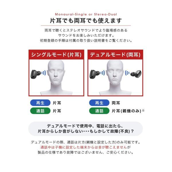 bluetooth イヤホン iPhone8 iPhone X iPhone10 iPhone7 カナル型 左右 独立型 両耳 完全ワイヤレスイヤホン  android スマホ ブルートゥース「takumu」 toptrend 11