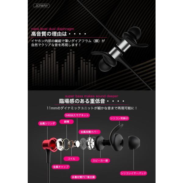 ワイヤレスイヤホン bluetooth イヤホン カナル型 イヤホン ワイヤレス イヤホンマイク iPhone plus X 10 8 7 iPhone スマホ アンドロイド 高音質 「meru2」|toptrend|09
