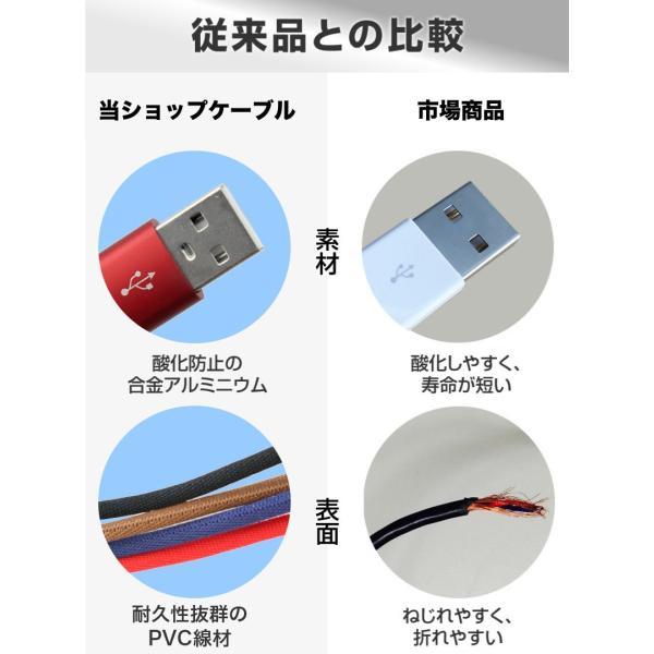 充電ケーブル 急速充電 usb type-c ケーブル 1m スマホ アンドロイド android 新型 アイコス IQOS 3 MULTI 充電 ケーブル タイプ c HUAWEI ギャラクシー meru1 toptrend 10