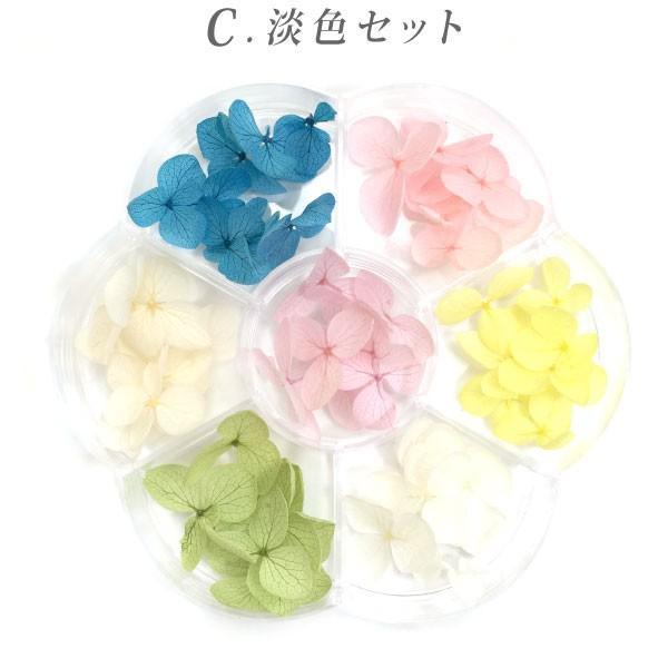 ドライフラワー 紫陽花 7色セット(A-C) tora-shop 04