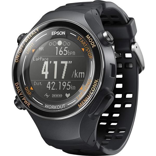 [エプソン リスタブルジーピーエス]EPSON Wristable GPS 腕時計 GPS機能 ランニング SF-850PJ tora1983