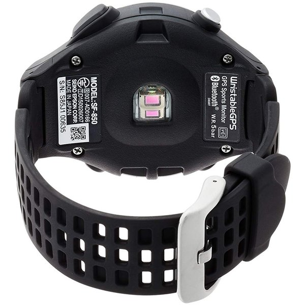[エプソン リスタブルジーピーエス]EPSON Wristable GPS 腕時計 GPS機能 ランニング SF-850PJ tora1983 04