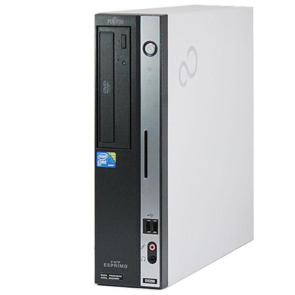 数量 /格安/開店セール/中古/デスクトップパソコン/本体/富士通/FMVESPRIMO/FMV-D5290/Core2Duo2