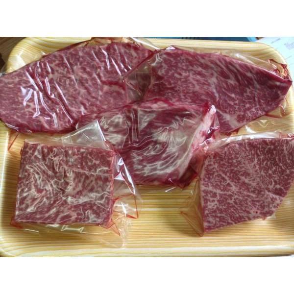 クーポン 飛騨牛 ステーキ 焼き肉 bbq バーベキュー 牛肉 お肉 肉 送料無料 サーロイン A5等級 ランプ 100g×5枚|toretate1ban|05
