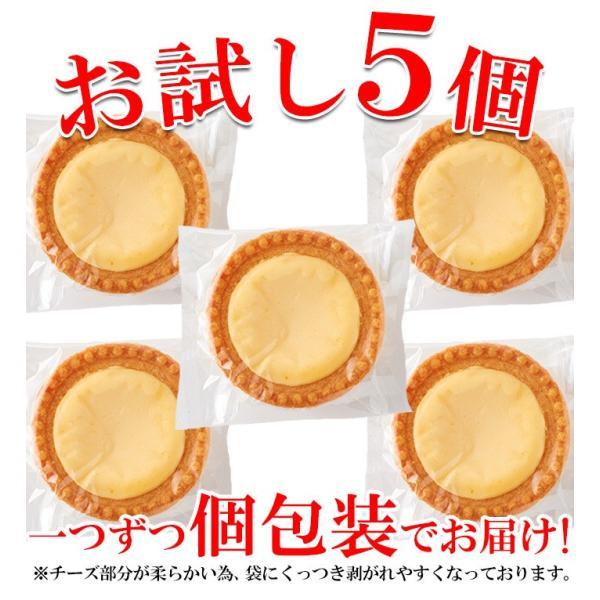 クーポン ポイント消化 訳あり 濃厚チーズタルト 5個 送料無料 メール便|toretate1ban|11