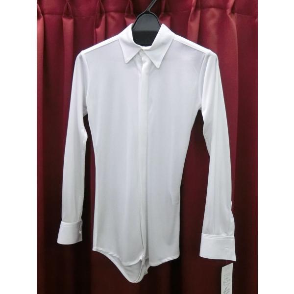 7058ef72b2b27 ジュニア用のウィングカラーシャツ. ヤフーショッピング東京トリキンの 4605 ジュブナイル シャツ ジュニア 東京トリキン メンズ 社交ダンス  ダンス衣装
