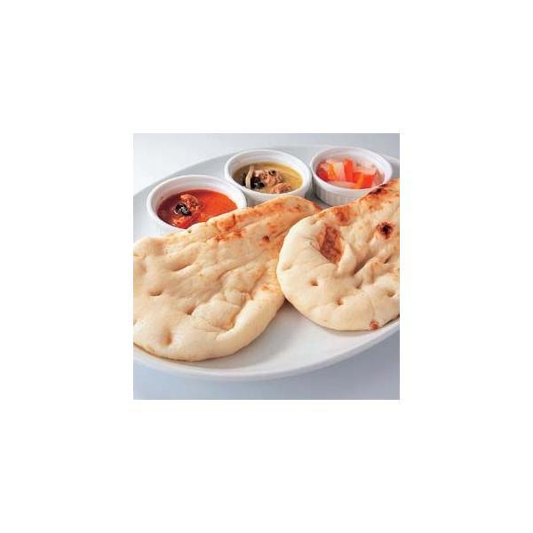 ナン 大 100g×5枚 長期保存 便利な冷凍できるパン冷凍パン 朝食