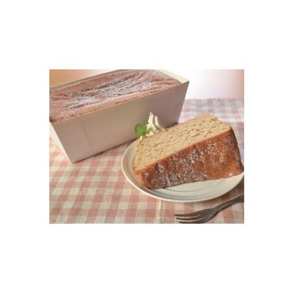 紅茶シフォンケーキ (約220g 約12.5×20.5×7cm)