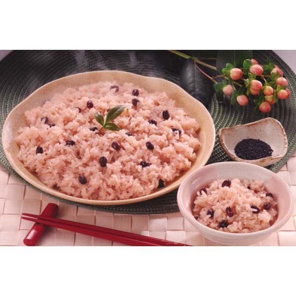 (国産)赤飯 (早炊米) 1kg 炊飯器で炊くだけの簡単調理(炊き上がり約1.4kg)