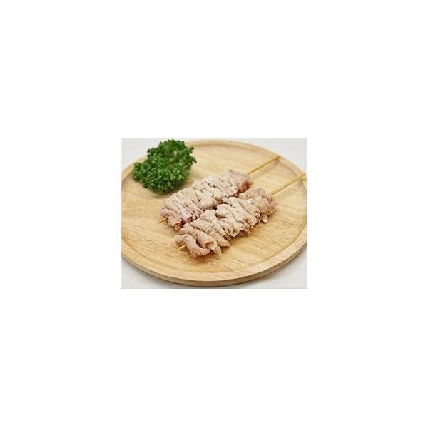 豚白モツ串 40g×20本 国産豚 (15cm丸串)(pr)(45320)(やきとん)
