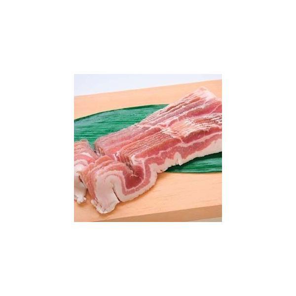 豚バラスライス(2mm)500g(外国産) バーベキュー BBQに最適 豚肉
