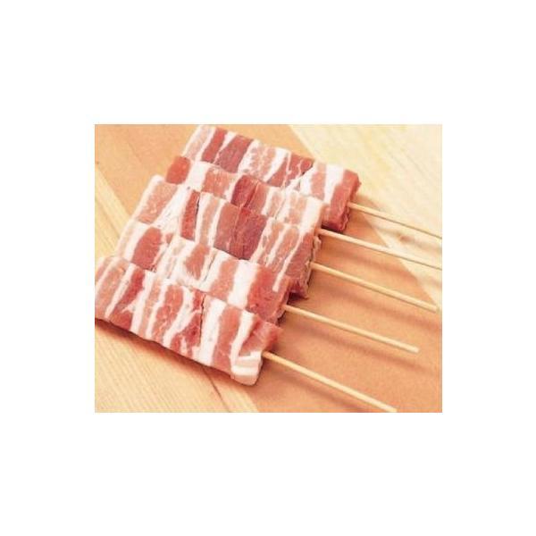 豚バラ串 40g×50本 外国産豚 (やきとん)