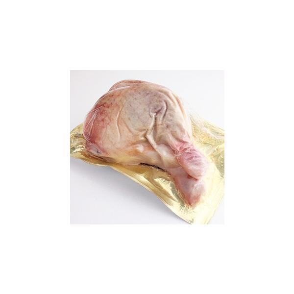 合鴨骨付もも肉 (外国産) 約400〜600g(2枚入)