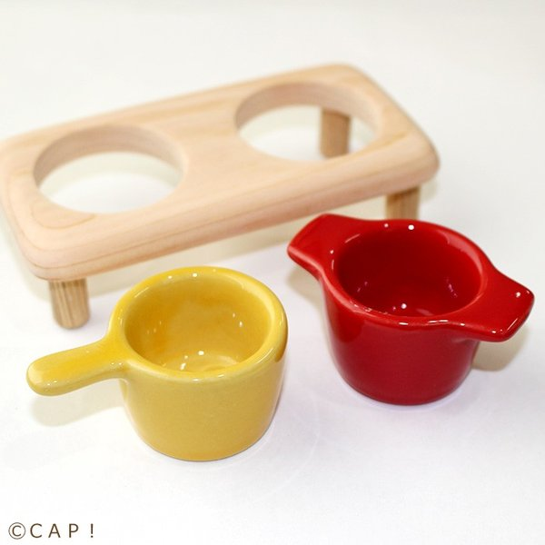 【HH】ハムスター用食器&テーブル|torimura|02
