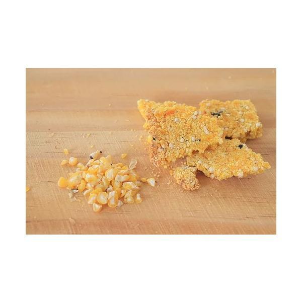 CAP! 鳥の餌 賞味期限:2020/6/30Sunny Kitchen とうもろこしクッキー 20g|torimura|02