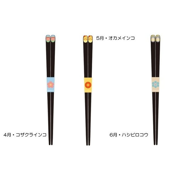(KOTORITACHI)インコ箸 12種類(メール便)|torippie|03